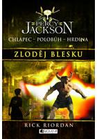 Soutěž o knihu Percy Jackson